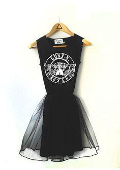 """Платье """"Guns N' Roses"""""""