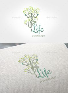 Life Empowerment - Logo Design Template Vector #logotype Download it here: http://graphicriver.net/item/life-empowerment-logo-template/15913551?s_rank=9?ref=nexion
