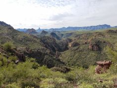 Metamorphosis Road: Three Trails in the Superstition Mountains