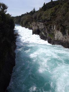 Huka Falls, New Zealand www.jamierockers.com