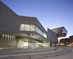 Zaha Hadid Architects | MAXXI Gallery