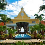Curacao Marriott Hotel - Entrance