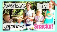 Great Americans Try Japanese Snacks!, ,  #AllAroundAudrey #Americans #americanstryfood #challenges #Eating #Japanese #japanesesnacks #JustJordan33 #snacks