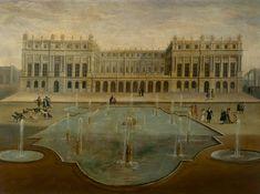 Versailles, 1675  http://upload.wikimedia.org/wikipedia/commons/9/9c/Chateau_de_Versailles_1675.jpg
