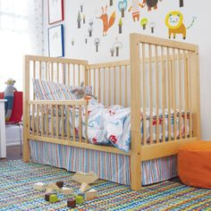 Construction Toddler Room