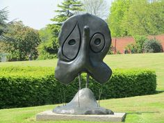 Miro at Yorkshire Sculpture Park.