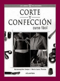 """LIBRO-4 """"GOLPE FÁCIL, CORTE Y FABRICACION DE"""" EN ESPAÑOL - Moldes para Medir Moda"""