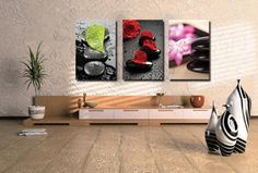 Modern Abstract Painting Living Room Bedroom Combination Paint PT753-S No frame