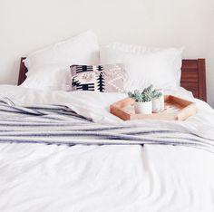 Wit & Delight x Parachute Bedding