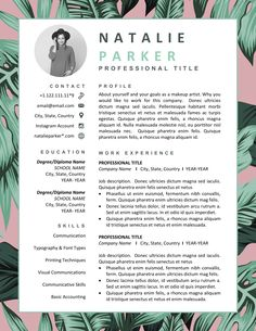 Your resume is one of your best marketing tools. The goal of your resume is to tell your individual story in a compelling way that drives prospective employers to want to meet you. Creative Cv Template, Template Cv, Creative Cv Design, Diy Design, Design Trends, Interior Design Resume Template, Graphic Design Resume, Modern Resume Template, Graphic Designer Cv