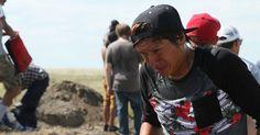 Dakota Access Pipeline and Energy Transfer Partners bulldoze Native American graves.  Emergency motion filed to halt construction.