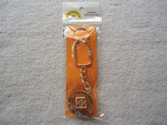 """Indiana The Hoosier State Key Chain """" Beautiful Collectable K..."""