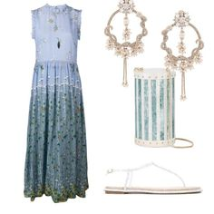 Outfit, Dresses, Fashion, Outfits, Vestidos, Moda, Fashion Styles, Dress, Dressers