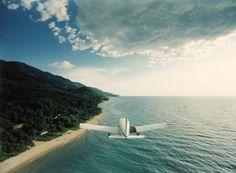 Fly To Paradise - Lake Tanganyika, Africa