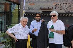 6 settembre, Festival della politica 2013 | ore 16 corte Legrenzi (7) Antonio Gnoli, Vincenzo Vitiello, Massimo Cacciari