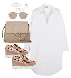 """Untitled #3626"" by theaverageauburn ❤ liked on Polyvore featuring Acne Studios, STELLA McCARTNEY, Christian Dior and ASOS"