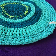 Crochetrug 50cm 30€