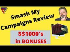 Smash My Campaigns Review & HUGE BONUS BUNDLE Everything Changes, Live Life, Campaign, Quote Life