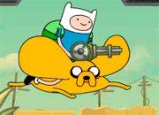 Adventure Time Shooting