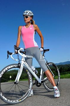 Cycling pink