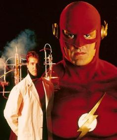 John Wesley Shipp as Barry Allen/ The Flash