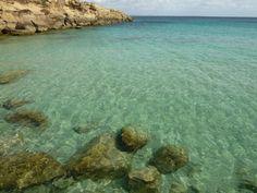 """""""CALA AZZURRA""""(Spiaggia), Favignana, Isole Egadi Sicilia"""