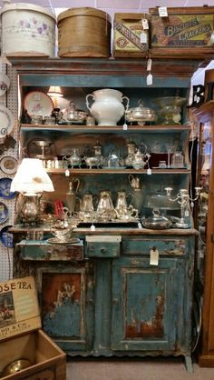 There are amazing treasures to behold in booth 82 at Charleston Antique Mall in Las Vegas, Nevada!  Come in and have a look!