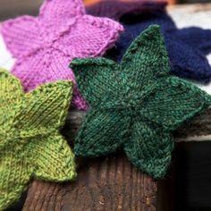 Valley Yarns 509 Knit Stars (Free) -  ()
