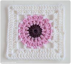 Bonjour tout le monde Je vous propose aujourd'hui d'autres patrons et modèles gratuits des carrés au crochet , et je vous remercie pour vos commentaires et votre fidélité Voici l'article d'aujourd'hui Voici un joli carré au crochet le Paeonia square ,...