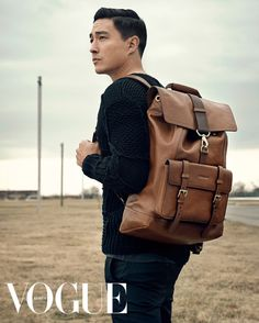 Last February, Daniel Henney was joined by SNSD's Sooyoung in the suburbs of New York to shoot Vogue pictorial for COACH's FW ad campaign. Check out their spreads!    …