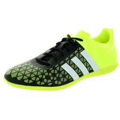 Adidas Men's x 15.3 In Black/White/ Indoor Soccer Shoe