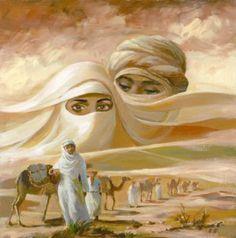 pintura a oleo arabe - Pesquisa Google