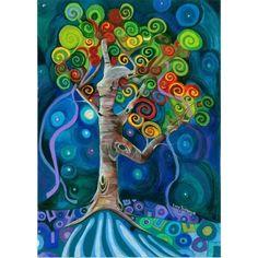 Jovial Tree ~ Katie Sevigny Studio