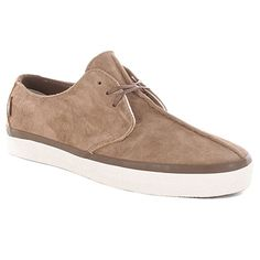 Vans Carrillo Ca Shoes - (hairy Suede) Desert Palm