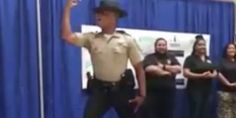 Policeman Does Routine To Beyonce's 'Formation,' And It's So Lit