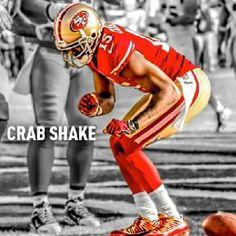 49er Nation SF Niners San Francisco 49ERS Niners for Life! Crab Shake http://www.sfbayhomes.com