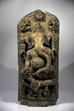 Shiva, Chinese Buddha, Sitting Buddha, Four Arms, Lord Murugan, Stone Statues, Stone Sculpture, Marble Stones, 12th Century