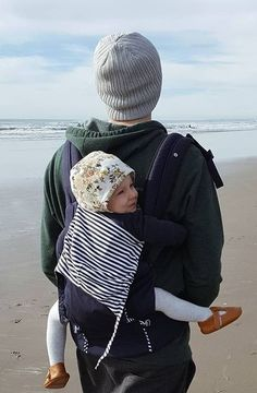 Back carry mode with a view in the nautical juno baby carrier Mountain Buggy, Ergonomic Baby Carrier, Your Child, Winter Hats, Infant, Children, Nautical, Connection, Hands