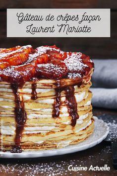 Découvrez vite cette recette. Brownie Recipes, Cupcake Recipes, Pie Recipes, Baking Recipes, Cookie Recipes, Dessert Recipes, Ice Cream Recipes, Doughnut, Pancakes