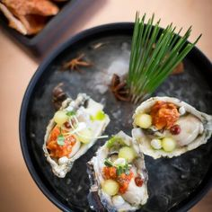A new Afro-Asian menu launches at Indochine at Delaire Graff Estate in Stellenbosch Risotto Milanese, Fish Pie, Healthy Soup Recipes, C'est Bon, Food Processor Recipes, Food Photography, Spicy, Vegetarian, Stuffed Peppers