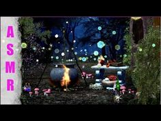 ASMR Ambience Magie im Hexen Wald *Magic Witch Forest - Bubbles, Fire, Effects *Magic Sounds Asmr, Witch, Bubbles, Youtube, Campfires, Witches, Owls, Autonomous Sensory Meridian Response, Witch Makeup