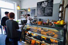 Kura Cafe is one of my favorites in Stockholm, Sweden.