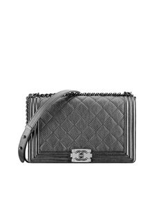 3b23b89d2604f2 Boy CHANEL - Handbags - CHANEL Chanel Fashion Show, Chanel Handbags,  Fashion Handbags,