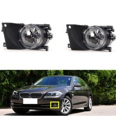 89.99$  Buy now - http://alighy.shopchina.info/1/go.php?t=32813749338 - 1Set Fog Light without Light Bulb Include For BMW E39 520i 535i 540i 1996-2003 89.99$ #buyonlinewebsite