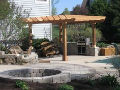Outdoor Living Spaces Create Room For All Backyard