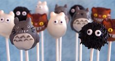 Image result for totoro cake AND san francisco