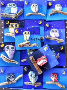 Art Drops: OWL ATTACK ♥