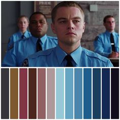 The Departed Cinema Colours, The Departed, Top Film, Martin Scorsese, Film Posters, Color Pallets, Color Theory, 2000s, Pantone