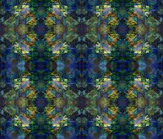 Notre Dame fabric by baas on Spoonflower - custom fabric