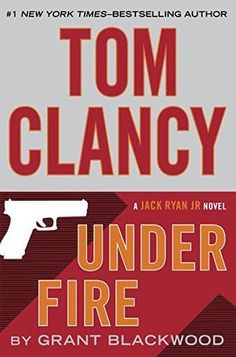 A former collaborator continues Clancy's series about the covert intelligence expert Jack Ryan Jr. (Clancy died in 2013.)